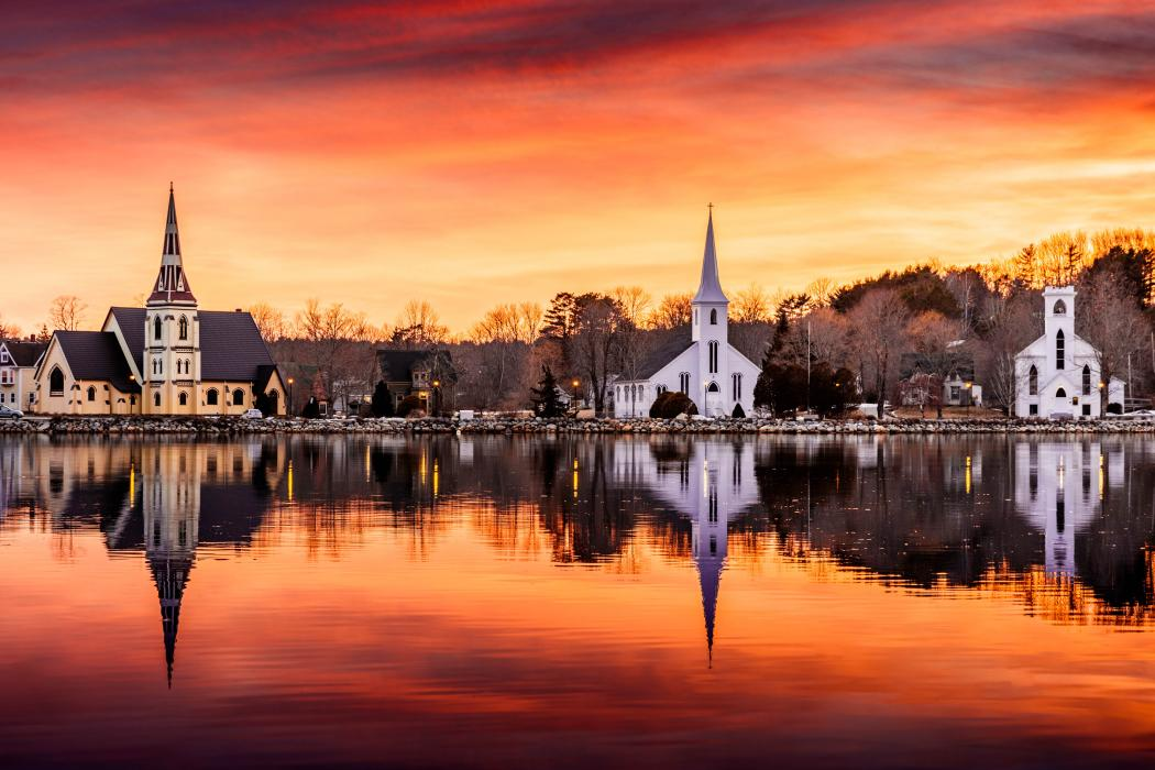 Mahone Bay Viewpoint