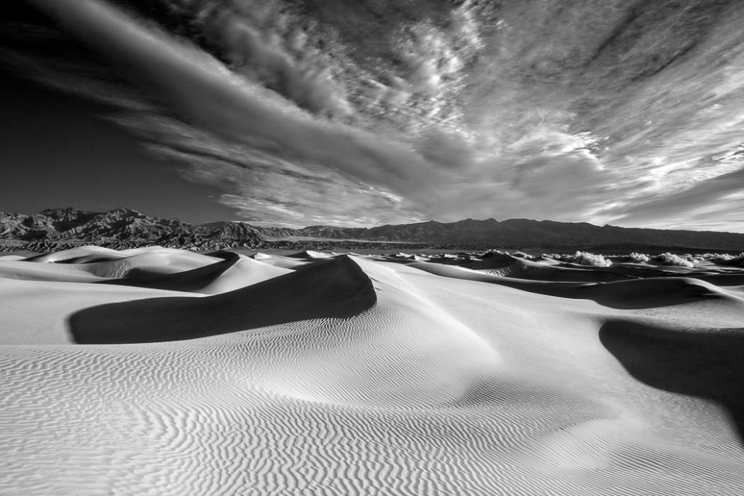 Mesquite Dunes in Infrared