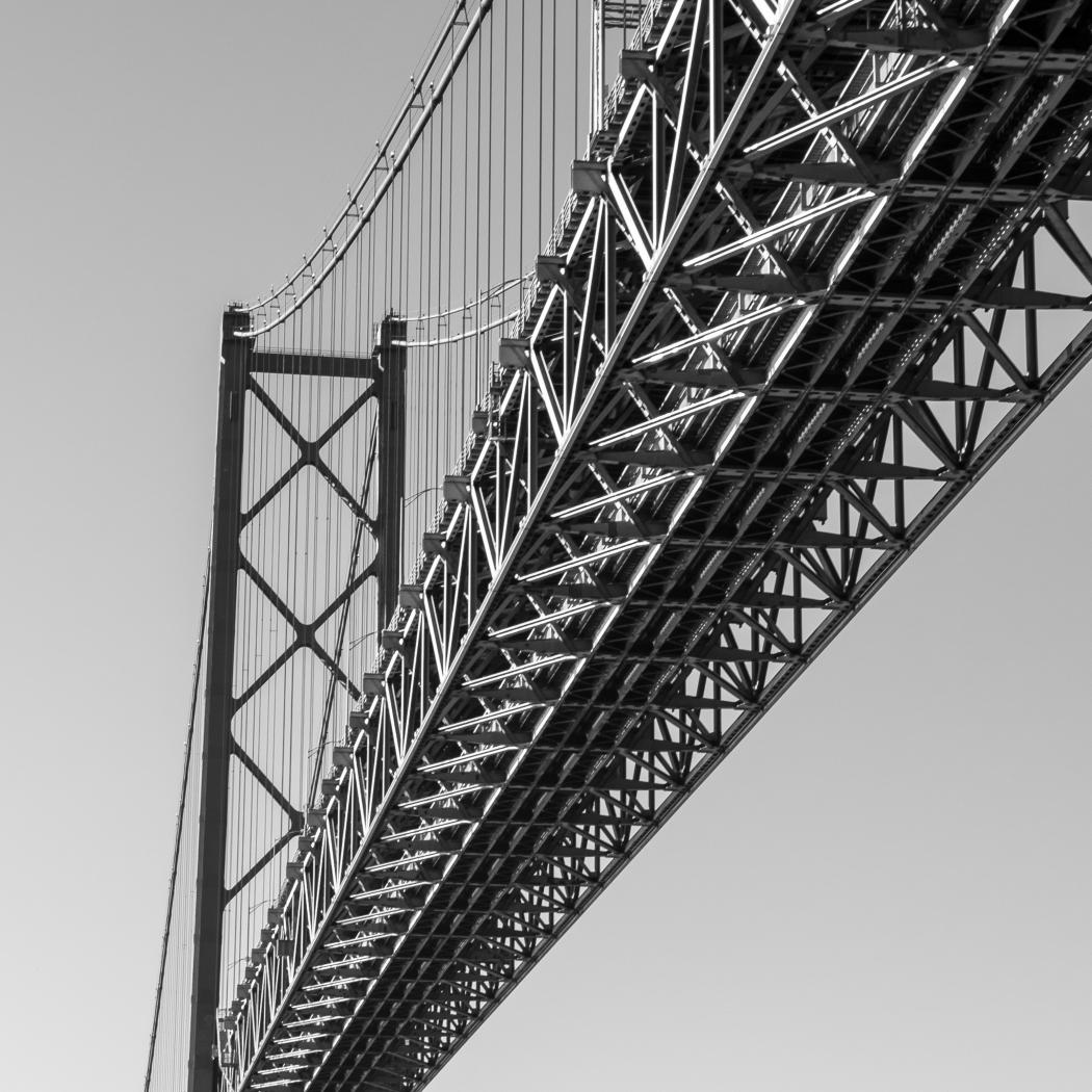 Suspension Bridge Structure
