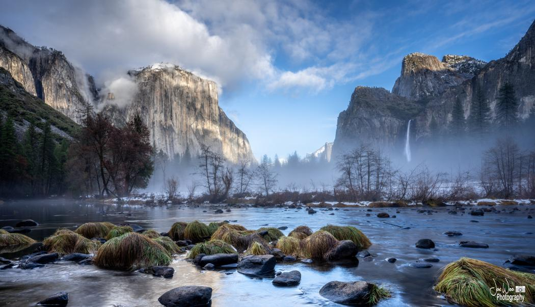 Yosemite Gate of the Valley